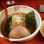 麺処 あす花 - らーめん・750円