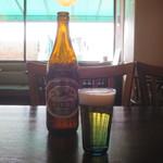 湘海亭 - キリンラガービール中瓶