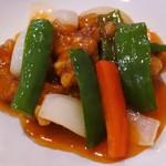 中国菜 膳房 - 酢豚