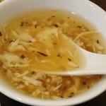中国菜 膳房 - スープ