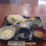 池田丸 - 料理写真:しらす定食