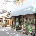 にこちゃん堂 - お店の外観(2017.01)