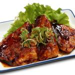 焼津八楠食堂 - 料理写真:まぐろの照り焼き