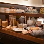 ア・ニュ ルトゥルヴェ・ヴー - オプションのチーズ