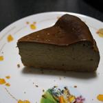 61245380 - ほうじ茶ベイクドチーズケーキ