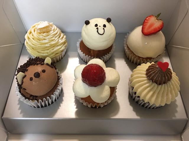 フェアリーケーキ フェア グランスタ店 - フレッシュカップケーキ