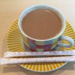 カフェと印度家庭料理 レカ - チャイ300円
