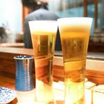 焼鳥スエヒロガリ - ビール
