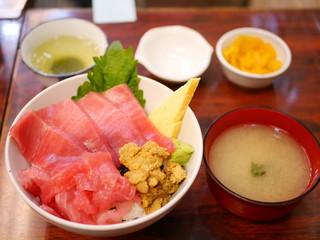 海鮮丼 大江戸 築地市場内店 - N上丼¥2800