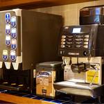 ラウンジ セイロンタイム - コーヒー類、ソフトドリンクもあります。