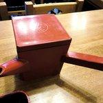 そば処 たちばな - そば処 たちばな @逗子 蕎麦湯 角湯桶