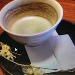 61250811 - お抹茶 お茶菓子付き