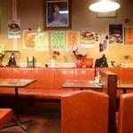喫茶スター - 店内
