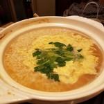和食 ひと塩 - 〆は雑炊で