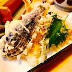讃岐っ子 - 『天ぷら盛り合わせ』様(1000円)衣多めの飲め飲め天ぷら様でサクッと結構食べれるもんですね~