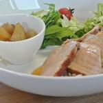 あけぼの分校 給食室 - 料理写真: