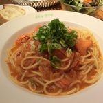 リュリュ - 料理写真:トマトのトマトソース