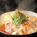 七福ろう - 食べるラー油鍋