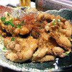 権倉 - コース料理(油淋鶏)