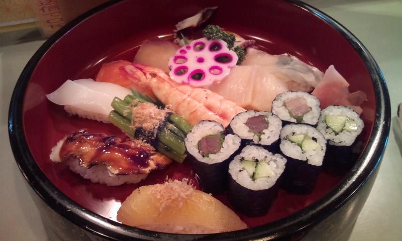 大漁寿司 川西店