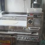 増田うどん - 製麺機