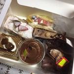 こばやし菓子舗 - 料理写真: