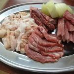 桂ホルモン - 肉たち