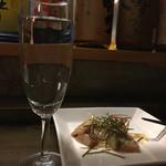 ずくなし - 新潟 ゆきつばき(純米吟醸)680円。