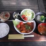 カフェTomato - お魚ランチ(980円)