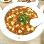 中華料理天鳳 - 麻婆豆腐