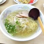 中華料理天鳳 - 塩ラーメン