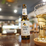 なるとキッチン - レモンビール
