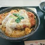 レストラン アルバータ - カツ丼