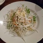 ポレール&糧とく - 大根サラダ