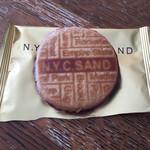 ニューヨークシティサンド - キャラメルサンド