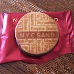 ニューヨークシティサンド - アップルキャラメルパイサンド