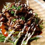 ネバーランドふるさとレストラン - 鹿がらめ定食1,500円