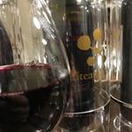 アシェット - 赤ワイン…当然のように銘柄は失念
