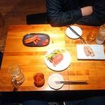 新宿漁港 個室居酒屋 空のとりこ - 4人席⁈