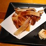 新宿漁港 個室居酒屋 空のとりこ - えいひれ 制抜き680円