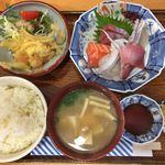 鮮魚 さかい - 料理写真:刺身定食