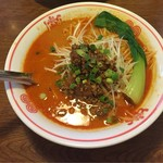 東京とんこつ とんとら - 担々麺