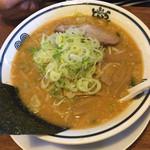 東京とんこつ とんとら - 味噌ラーメン