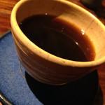 空色COLOR - ランチセットのコーヒー