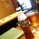 ギュウガテイ - 2016年10月 黒ウーロン茶【300円】
