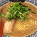 61279075 - 日清「つけ麺の達人 濃厚魚介醤油味」!