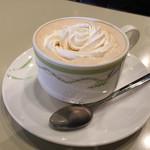 菊水 - ウインナーコーヒー 550円