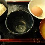 美味卯 - 基本メニュー ¥500 (夜の値段です)