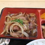 笑かど - 和風ステーキ