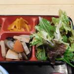 笑かど - サラダ&煮物